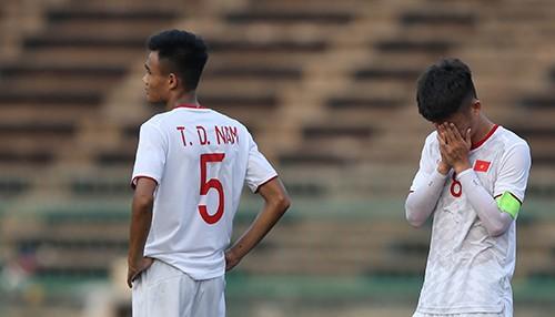 Giải U22 Đông Nam Á 2019: Trọng tài phá hỏng trận bán kết Việt Nam - Indonesia ảnh 8