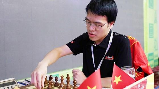 Chủ nhà Việt Nam thiếu vắng kỳ thủ Lê Quang Liêm. Ảnh: Nhật Anh