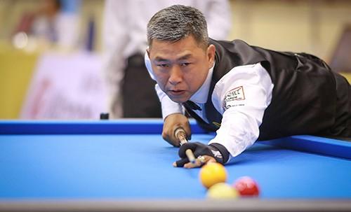 Mã Minh Cẩm vô địch nội dung 1 băng giải billiards carom châu Á 2019 ảnh 1