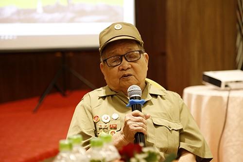 Gặp gỡ cựu chiến binh tham gia chiến dịch Điện Biên Phủ ảnh 2