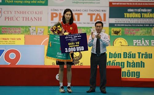 Cúp bóng chuyền nữ quốc tế VTV9 Bình Điền 2019: Tứ Xuyên vượt qua BIP để lên ngôi ảnh 9