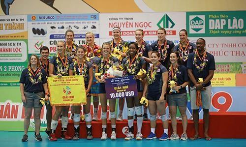 Cúp bóng chuyền nữ quốc tế VTV9 Bình Điền 2019: Tứ Xuyên vượt qua BIP để lên ngôi ảnh 8