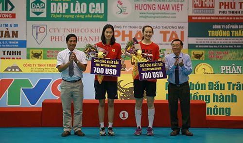 Cúp bóng chuyền nữ quốc tế VTV9 Bình Điền 2019: Tứ Xuyên vượt qua BIP để lên ngôi ảnh 11