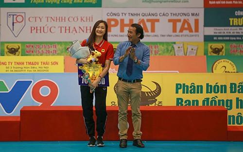 Cúp bóng chuyền nữ quốc tế VTV9 Bình Điền 2019: Tứ Xuyên vượt qua BIP để lên ngôi ảnh 12