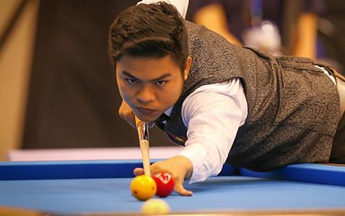 Nguyễn Trần Thanh Tự xuất sắc đánh bại tay cơ hạng 2 thế giới Frederic Caudron ảnh 1