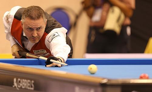 World Cup Billiards 3 băng TPHCM 2019: Sạch bóng chủ nhàWorld Cup Billiards 3 băng TPHCM 2019: Chủ nhà trắng tay ảnh 3