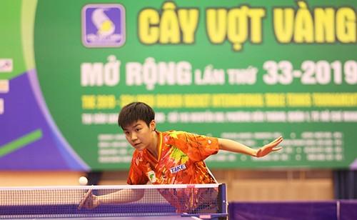 Giải bóng bàn Quốc tế cây vợt vàng 2019: Lo cho bóng bàn Việt Nam tại SEA Games sắp tới ảnh 1