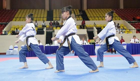 Chủ nhà Việt Nam giành 35 HCV Giải VĐ Taekwondo châu Á mở rộng 2019 ảnh 1