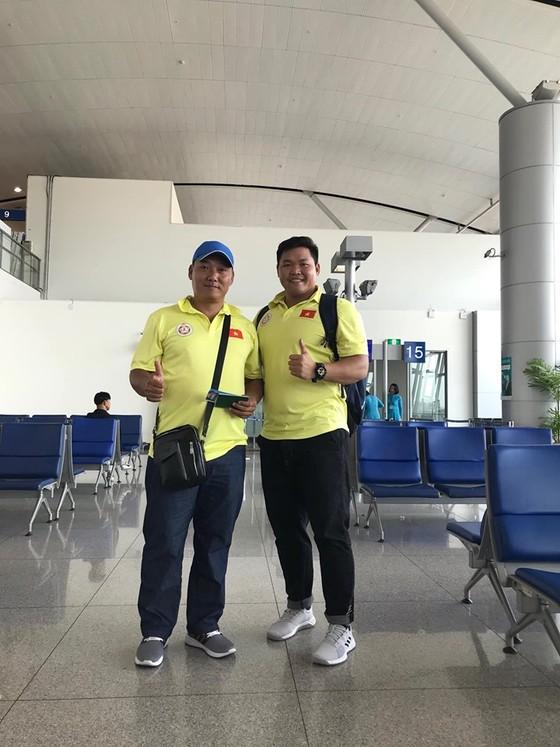 VĐV Phan Thanh Bình phá kỷ lục quốc gia môn đẩy tạ ảnh 1