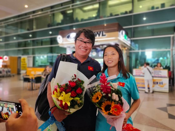 Tiền đạo Huỳnh Như: Chiến thắng được xây từ khát vọng ảnh 9