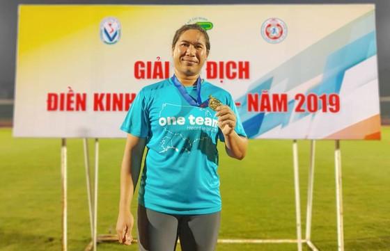 Giải vô địch điền kinh quốc gia 2019: Ka Hoa phá KLQG, Nguyễn Thị Huyền trình diễn ấn tượng ảnh 1