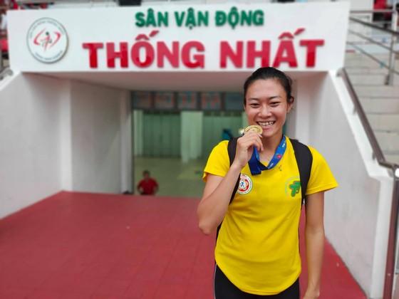 Giải vô địch điền kinh quốc gia 2019: Ka Hoa phá KLQG, Nguyễn Thị Huyền trình diễn ấn tượng ảnh 4