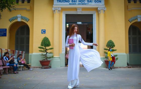Nữ cử nhân bóng chuyền đại diện Việt Nam thi Miss Tourism World 2019  ảnh 5