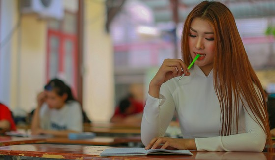 Nữ cử nhân bóng chuyền đại diện Việt Nam thi Miss Tourism World 2019  ảnh 9