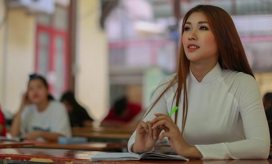 Nữ cử nhân bóng chuyền đại diện Việt Nam thi Miss Tourism World 2019  ảnh 2
