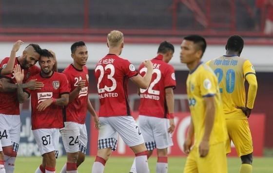 Đội Thanh Hóa thua trận thứ hai tại AFC Cup 2018. Ảnh: AFC