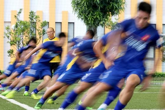 U23 Việt Nam bước vào giai đoạn cuối của đợt chuẩn bị cho Asiad 2018. Ảnh: MINH HOÀNG
