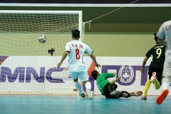 Đội tuyển futsal Việt Nam thua đau ở loạt luân lưu ảnh 1