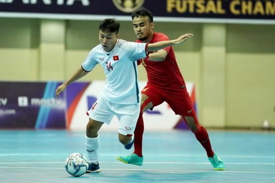 Việt Nam xếp thứ 4 chung cuộc tại Futsal AFF Cup 2018. Ảnh: ĐỘC LẬP