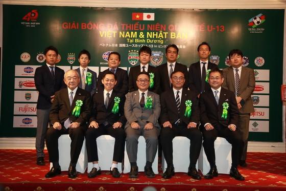 Giải bóng đá Thiếu niên Quốc tế U13 Việt Nam – Nhật Bản ảnh 1