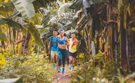 Giải chạy trail đầu tiên giữa lòng Thủ đô Hà Nội ảnh 1