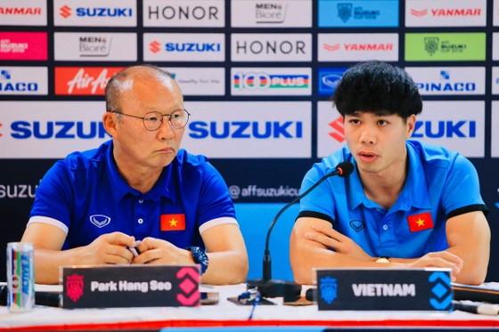 HLV Park Hang-seo khiêm tốn trước trận đấu với Myanmar ảnh 1