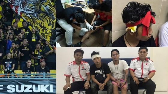 Cổ động viên Myanmar bị tấn công ở Malaysia ảnh 1