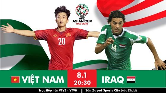Đội tuyển Việt Nam bắt đầu hành trình chinh phục Asian Cup 2019 ảnh 1
