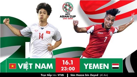 Lịch thi đấu của đội tuyển Việt Nam tại Asian Cup 2019 ảnh 3