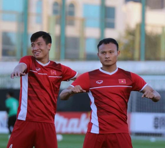 VFF tặng quà đầu năm cho đội tuyển Việt Nam ảnh 1