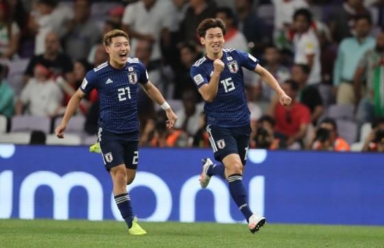 Osako tỏa sáng với cú đúp cho Nhật Bản. Ảnh: AFC