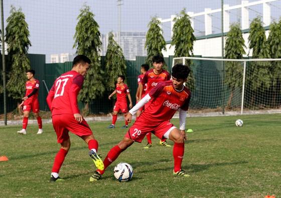 Đội U22 Việt Nam. Ảnh: Đoàn Nhật