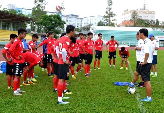 """Vòng 1 Cúp Quốc gia 2019: Đội Khánh Hòa mong """"giải hạn"""" ảnh 1"""