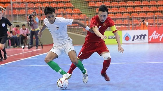 """Đâu là khó khăn của U20 futsal Việt Nam khi đá """"chấp tuổi"""" ở giải châu Á? ảnh 1"""