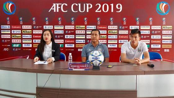 AFC Cup 2019: B.Bình Dương đặt mục tiêu giành chiến thắng ảnh 1
