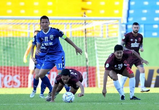 Tiến Linh tỏa sáng, B.Bình Dương đánh bại Makassar tại Thủ Dầu Một ảnh 2
