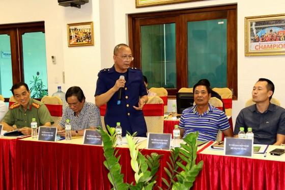 Phó chủ tịch Trần Quốc Tuấn tạm thay ông Cấn Văn Nghĩa ảnh 2