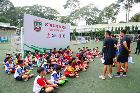 Chương trình Lotte Kids tuyển sinh đợt 2 ảnh 2