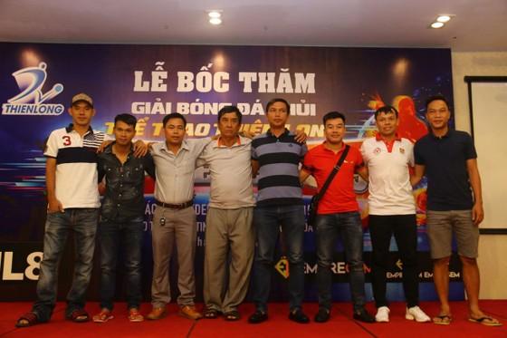 Khởi động giải bóng đá phủi Thiên Long mùa bóng 2019 ảnh 2