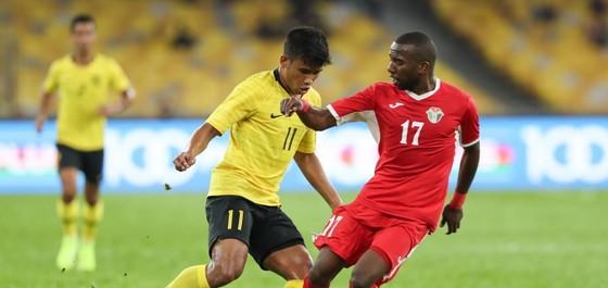 Malaysia để thua Jordan vào tối 30-8