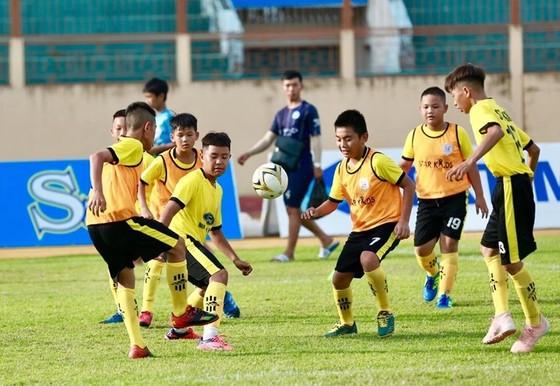 """""""Lò"""" Star Kids của cựu tuyển thủ Võ Duy Nam: Mô hình tiên phong tại Khánh Hòa ảnh 1"""