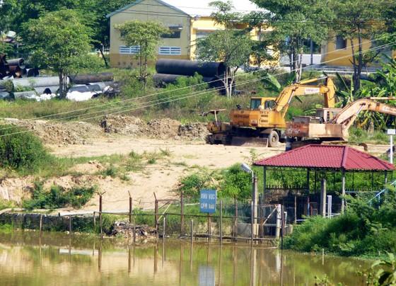 Đà Nẵng: Khẩn trương triển khai các dự án cấp nước sinh hoạt cho người dân ảnh 2