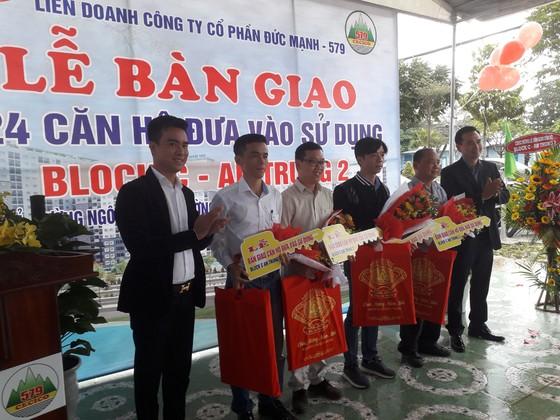 Đà Nẵng: Bàn giao căn hộ chung cư cho người thu nhập thấp  ảnh 2