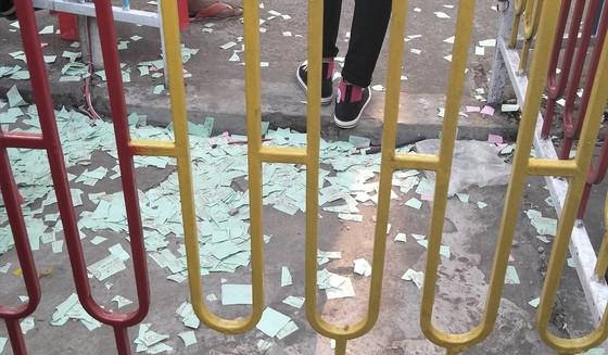 Đà Nẵng: Công viên 29 tháng 3 ngập rác sau tết ảnh 9