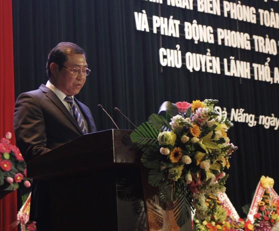 Đà Nẵng: Mittinh kỷ niệm 60 năm ngày truyền thống BĐBP và 30 năm ngày QPTD ảnh 1