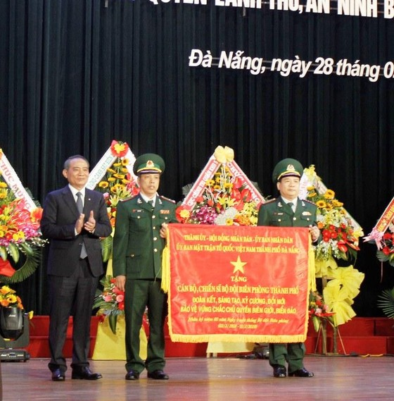 Đà Nẵng: Mittinh kỷ niệm 60 năm ngày truyền thống BĐBP và 30 năm ngày QPTD ảnh 2