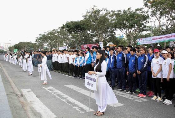 Đà Nẵng: 3.800 vận động viên tham gia chạy Olympic vì sức khỏe toàn dân năm 2019 ảnh 1