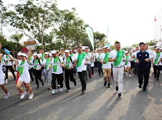 Đà Nẵng: 3.800 vận động viên tham gia chạy Olympic vì sức khỏe toàn dân năm 2019 ảnh 4