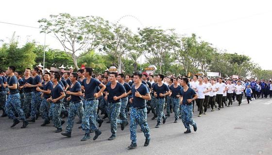 Đà Nẵng: 3.800 vận động viên tham gia chạy Olympic vì sức khỏe toàn dân năm 2019 ảnh 2