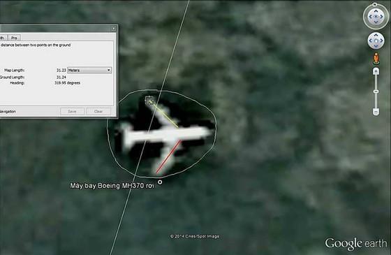 """Thông tin """"phát hiện địa điểm máy bay MH370"""" rơi là không có cơ sở ảnh 1"""